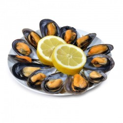 Moules Demi Coquille
